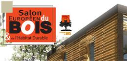 Salon Européen du Bois et de l'Habitat Durable à Grenoble
