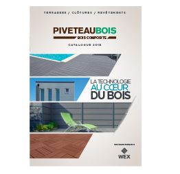 Catalogue am nagement ext rieur 2015 piveteaubois for Catalogue amenagement exterieur