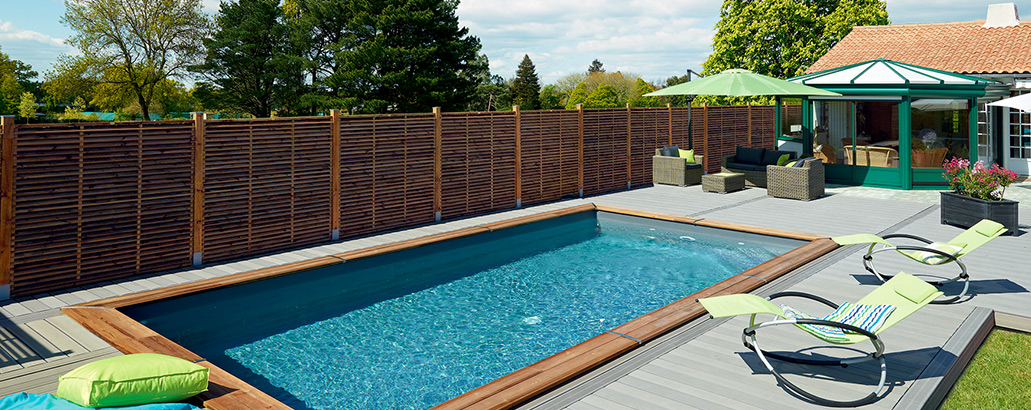 Am nagement ext rieur bois i piveteaubois - Amenagement exterieur piscine ...