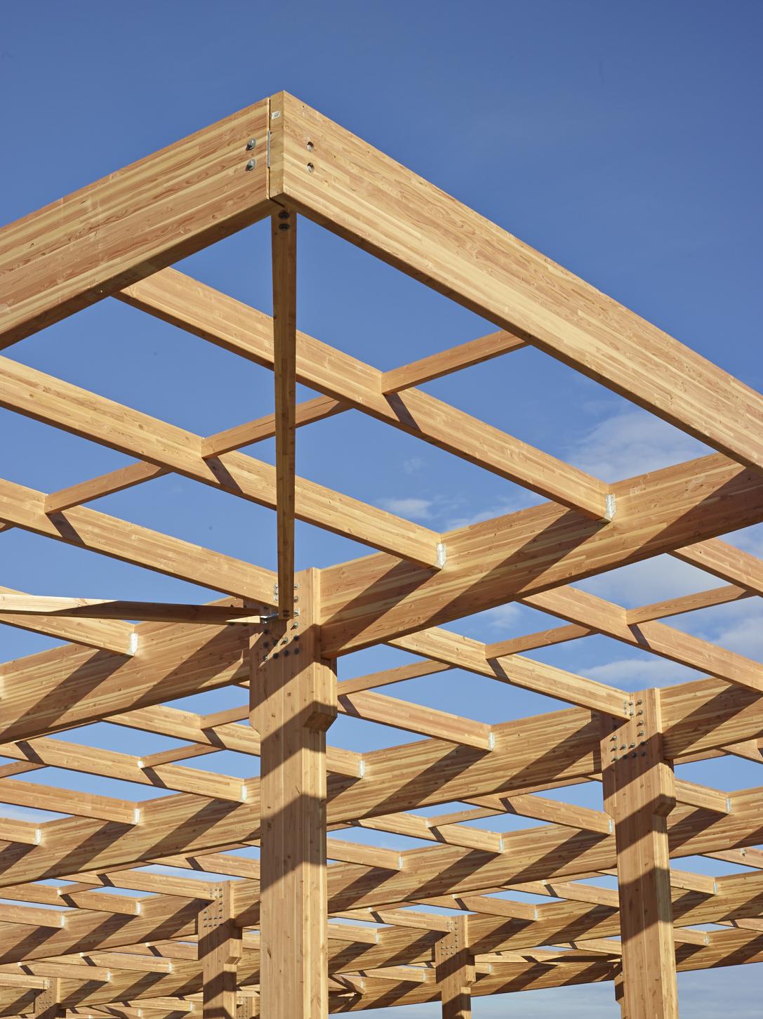 Structure bois - construction