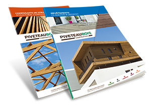 catalogue construction Revêtements et Structure de Piveteaubois