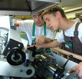L'apprentissage  Piveteau Bois