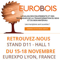Piveteaubois salon eurobois lyon 2016 for Salon lyon 2016