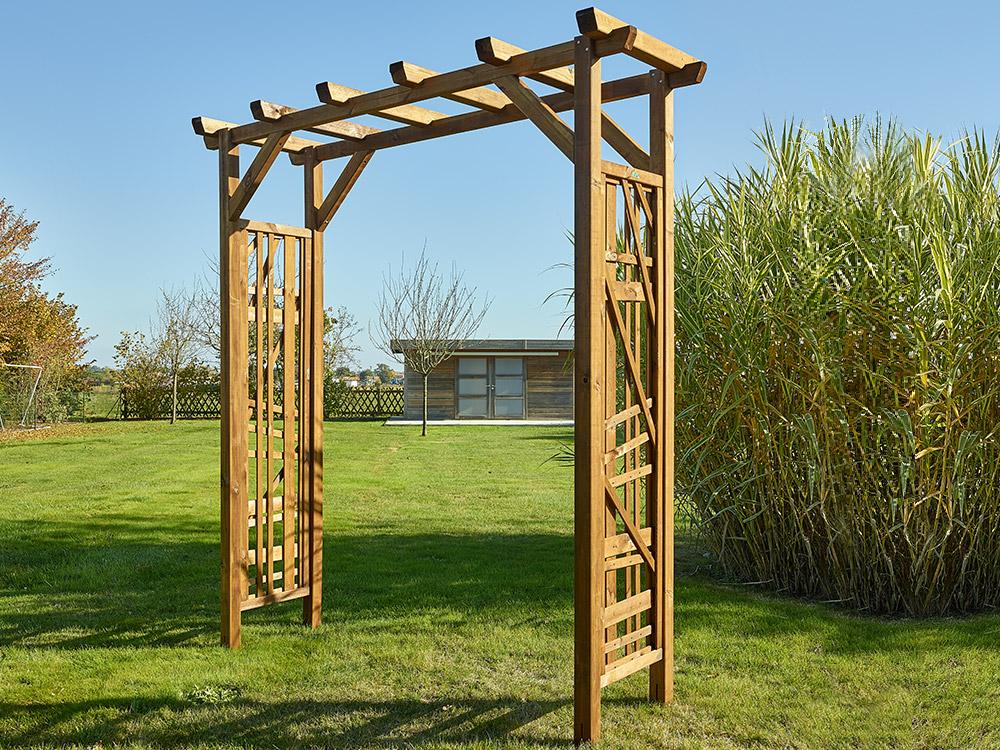 Les pergolas bois : créez un nouvel espace de vie pour vos extérieurs I Piveteaubois