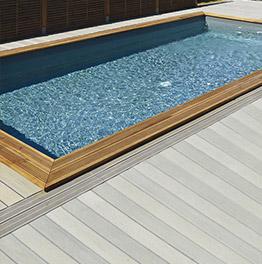 les piscines bois durapin peuvent tre compos es selon les envies et besoins i piveteaubois. Black Bedroom Furniture Sets. Home Design Ideas