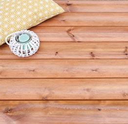 Terrasse bois Santorin - Durapin - PIVETEAUBOIS