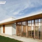 MAISON DE SANTÉ PLURIDISCIPLINAIRE, La Chapelle-Saint-Mesmin (45) MURS & PLANCHER CLT HEXAPLI 1 600 M² - Réalisation : LCA Construction | Architecte : Adquatio